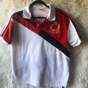 Dibuho - Men's Polo Shirt - Size XL